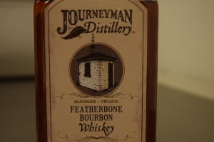 Journeyman Organic Bourbon